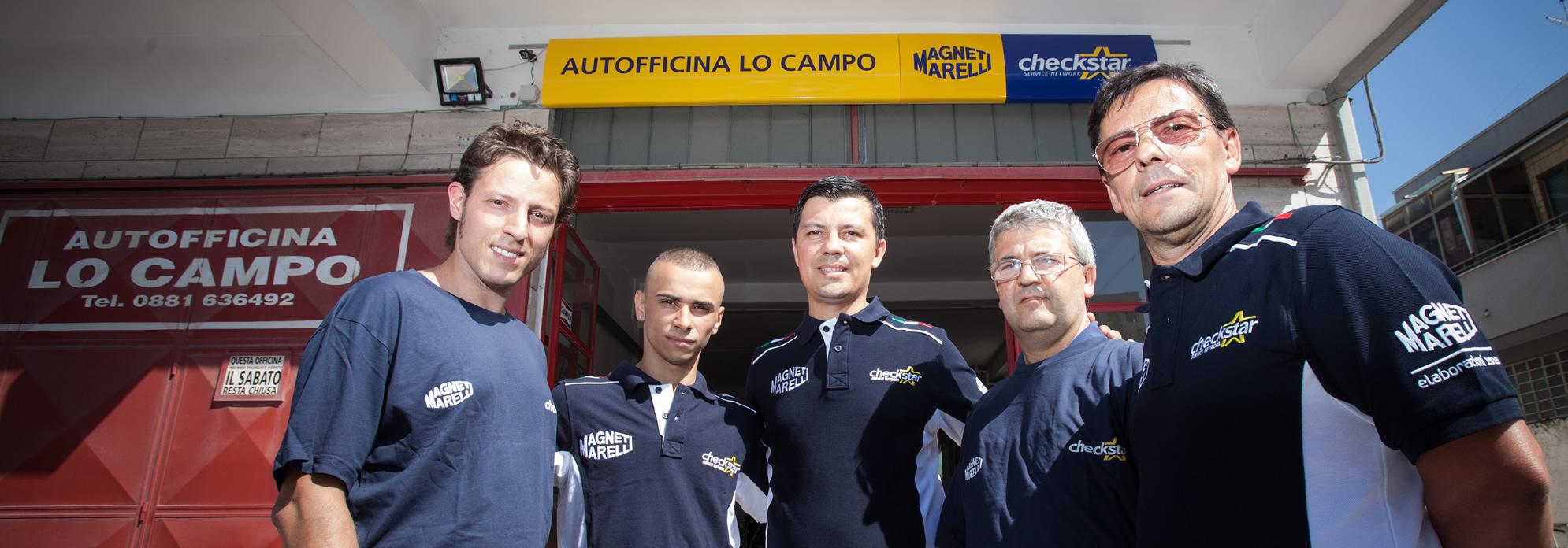 Autofficina Lo Campo